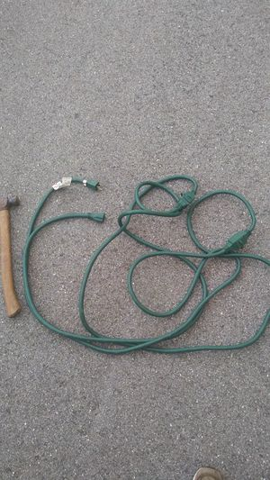 Westinghouse 25 ft out door multiple high amp cord for Sale in Bradenton, FL