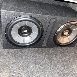 Two Twelves Speakers for Sale in Fresno, CA
