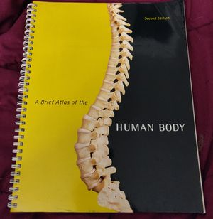 Human Anatomy book for Sale in Riverside, CA