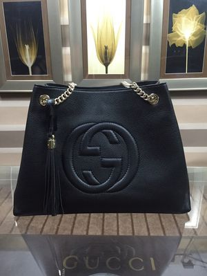 Gucci leather tote shoulder bag for Sale in New York, NY