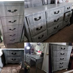 French Provincial Bedroom Set for Sale in Colton,  CA