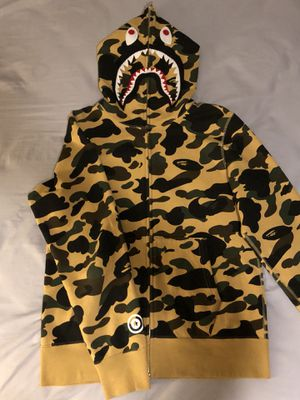 Bape shark hoodie for Sale in Pico Rivera, CA