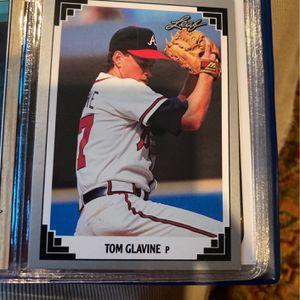 Tom Glavine Leaf 1991 #172 for Sale in Atlanta, GA