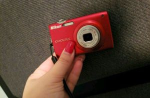 Red Digital Camera for Sale in Reading, PA