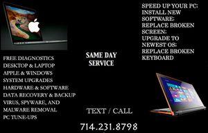PC DESKTOP / LAPTOPS for Sale in Anaheim, CA
