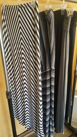 Maxi Skirts sz M $2 each for Sale in Phoenix, AZ