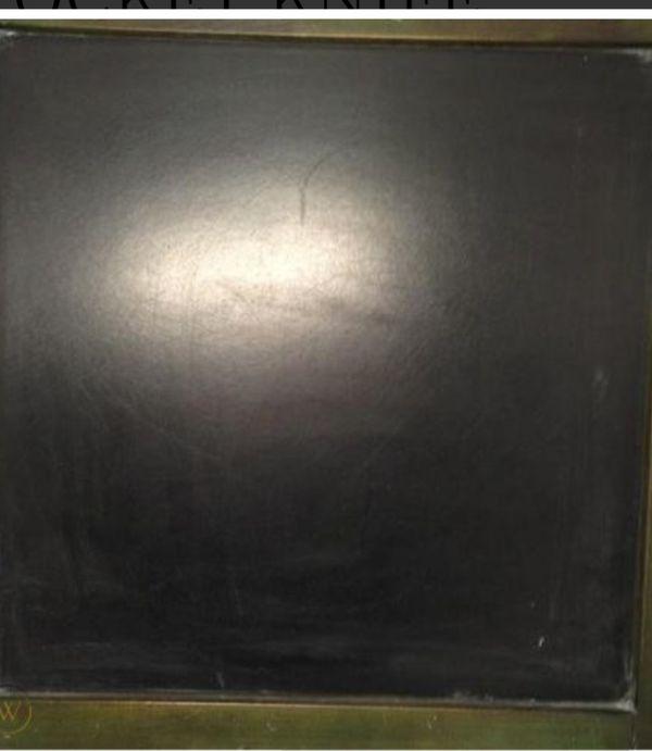 Vintage Remington advertising chalkboard set of two...