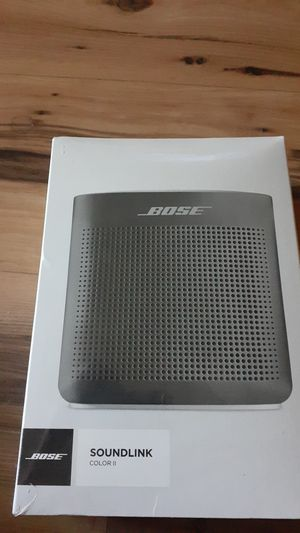 BOSE SOUNDLINK SPEAKER for Sale in Phoenix, AZ