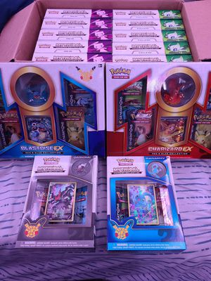 Pokemon Mythical and EX trading cards for Sale in Cypress, CA