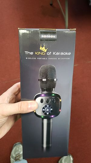 Multi function microphone for Sale in Newark, OH