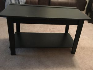 Small coffee table or book shelf or shoe shelf for Sale in Plant City, FL