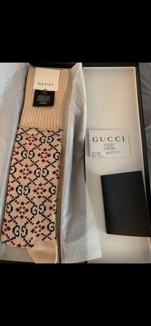 Men's designer socks ( Gucci ) for Sale in Seattle, WA