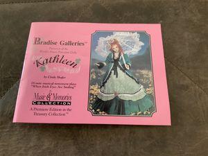 """Irish """"Kathleen"""" Porcelain doll for Sale in Green Cove Springs, FL"""