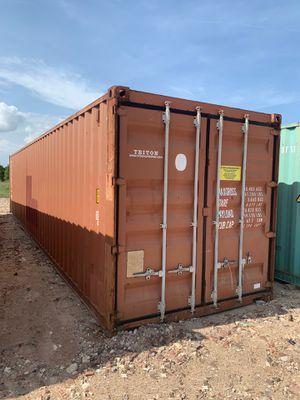 40 Foot Standard TRITON Shipping Container for Sale in Atlanta, GA