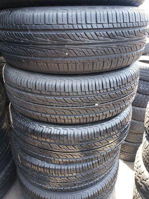 205 65 15 hankook tires muy buenas condiciones for Sale in Norwalk, CA