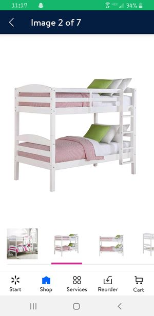 Bunk beds with mattresses for Sale in Hanford, CA