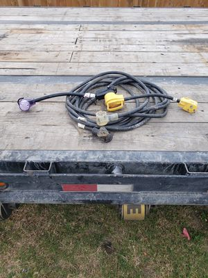 Rv 30 amp 25 ft. Cord for Sale in Donna, TX