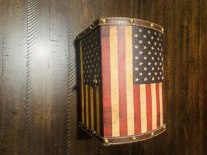 """All American Flag 🇺🇸 chest. """"New"""" for Sale in Ontario, CA"""