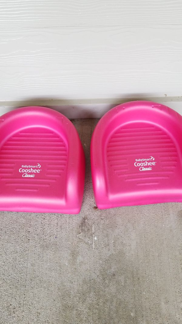 Used baby smart cooshee booster seat