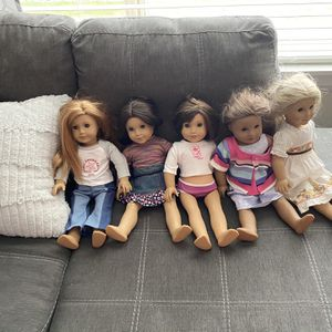 Excellent Condition American Girl Dolls for Sale in Bothell, WA