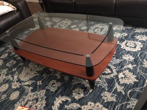 Coffee table and 2 side tables for Sale in Oakton, VA