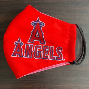 Angels Anaheim Face Mask Adult Size New for Sale in Santa Ana, CA