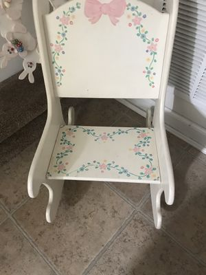Rocking chair for Sale in Toms River, NJ