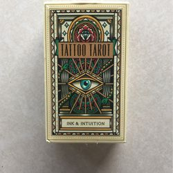 Tattoo Tarot Cards for Sale in Portland,  OR