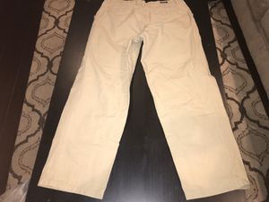 Patagonia 38x30 organ tan biege jeans for Sale in Sacramento, CA