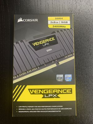 Corsair Vengeance LPX 16GB for Sale in Lake Forest, CA