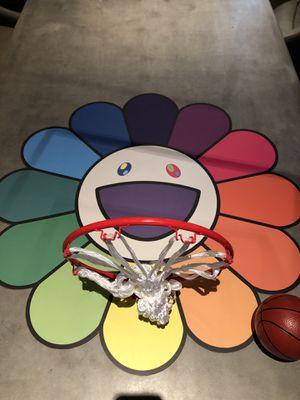 Takashi Murakami Basketball Hoop for Sale in Houston, TX