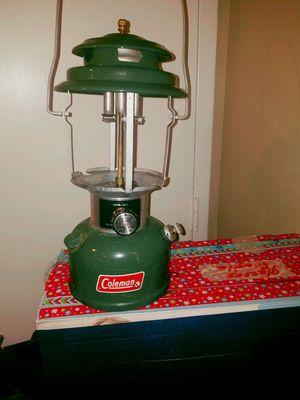Vintage Coleman Lantern 220J for Sale in Dallas, TX