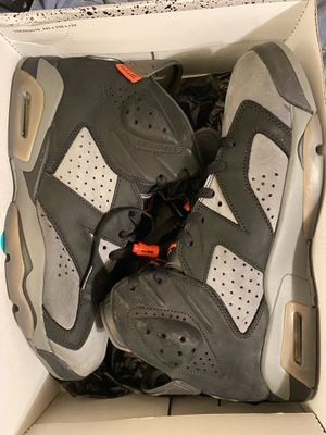 Jordan retro 6s Paris still very fresh for Sale in FAIRMOUNT HGT, MD