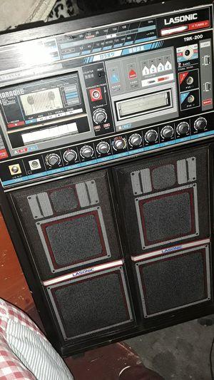VINTAGE Lasonic karaoke TRK-200 for Sale in Colton, CA