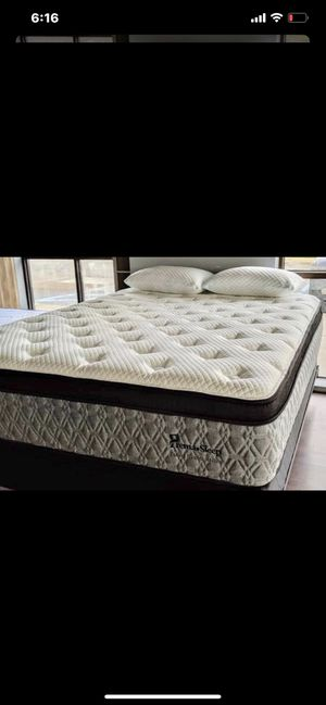 New Mattress Sets Selling Fast Only Fifty Down for Sale in Williamsport, MD