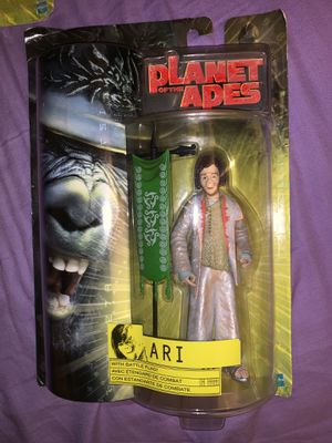 Collectors planet of the apes action figures for Sale in Gilroy, CA