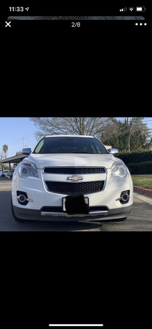 2012 chevy eqonox clean tittle with 140 k miles running good no issues for Sale in Dinuba, CA