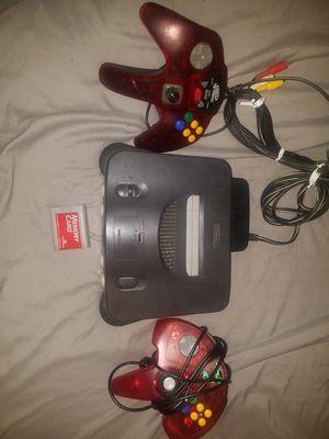 Nintendo 64 for Sale in Dallas, GA