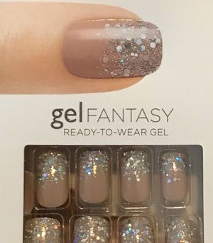 Kiss Gel fantasy Nails sold in a set 10/$27 for Sale in Etna, OH