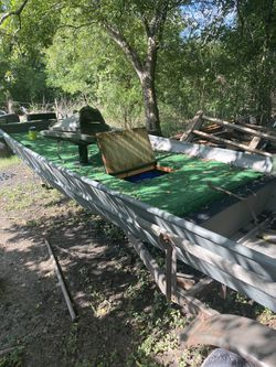 14ft flat bottom for Sale in Axtell,  TX