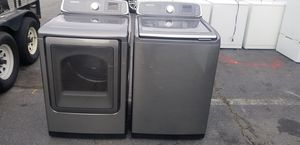 SAMSUNG WASHER AND DRYER SET for Sale in Douglasville, GA