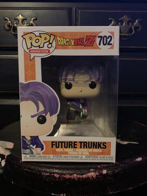 Dragonball Z Funko Pop Trunks for Sale in Vallejo, CA