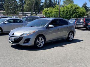 2010 Mazda Mazda3 3 sedan for Sale in Tacoma, WA