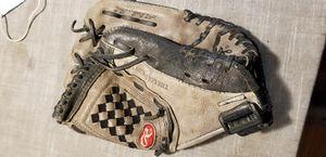 "11.5"" Rawlings baseball glove broken in for Sale in Norwalk, CA"