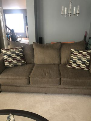 3 Piece Sofa Set - Couch, Love seat, & Chair for Sale in Alexandria, VA