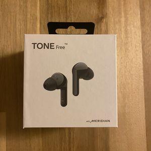 LG Tone Free Wireless Earbuds for Sale in Weehawken, NJ