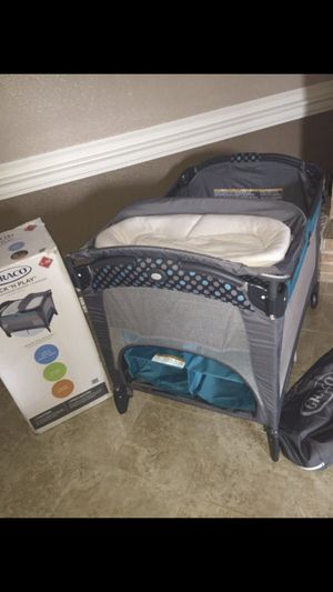 Graco Pack N Play like new for Sale in Houston, TX