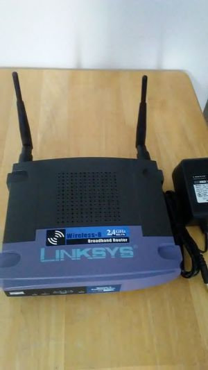 Linksys - Wireless Broadband Router for Sale in Castle Rock, CO