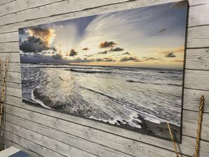 Sunset Wave Canvas for Sale in Palm Bay, FL