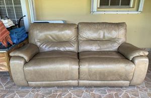 Free Reclining sofa for Sale in Miami, FL